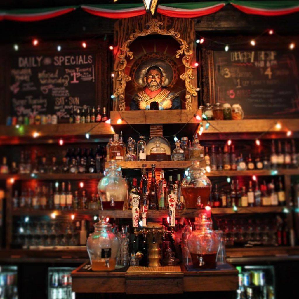 Pistoleros Houston Bar